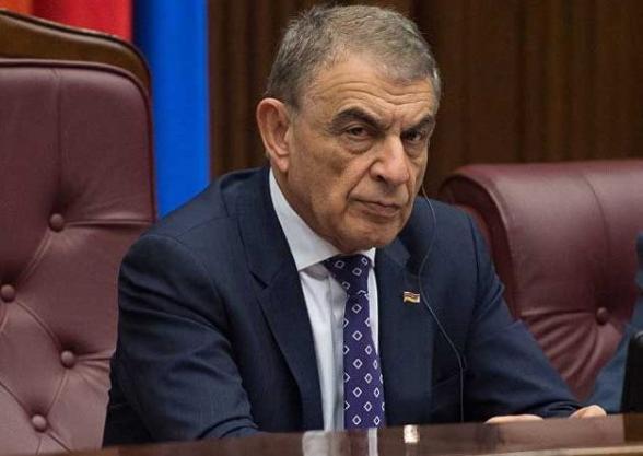 Ара Баблоян в рамках уголовного дела был привлечен в качестве подозреваемого