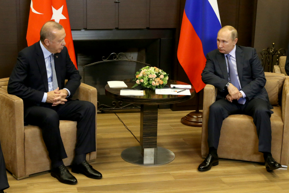 Лавров объявил о прекращении военной операции Турции в Сирии