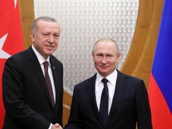 Ռուսաստանը և Թուրքիան ճակատագրական որոշումներ են ընդունել․ Պուտին