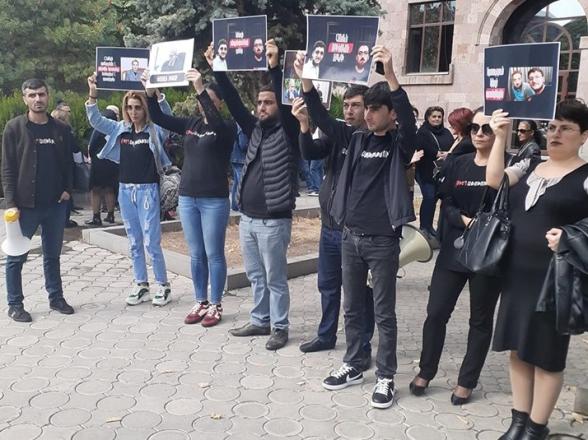 Нарек Мутафян и Саркис Оганджанян останутся под арестом (видео)