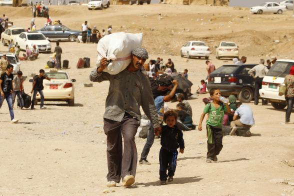 ООН заявила об ухудшении гуманитарной ситуации в Сирии из-за действий Турции