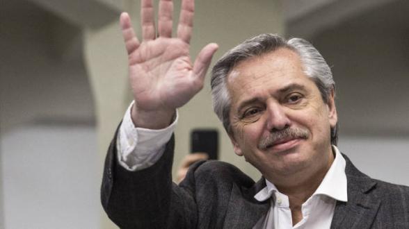 Альберто Фернандес лидирует на выборах президента Аргентины