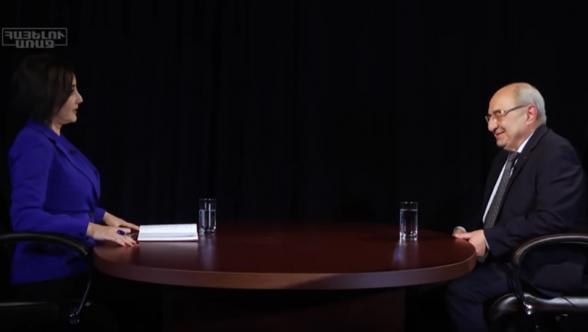 Արման Բաբաջանյանը գործիք է Նիկոլ Փաշինյանի ձեռքին․ Վազգեն Մանուկյան (տեսանյութ)