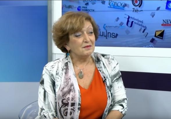 Հոկտեմբերի 27-ը մեջտեղ բերելը Քոչարյանի դեմ գործի շարունակությունն է. Վարդուհի Իշխանյան (տեսանյութ)