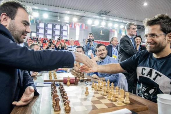 Հայաստանի շախմատի ազգային հավաքականի հաջորդ մրցակիցն Ադրբեջանն է
