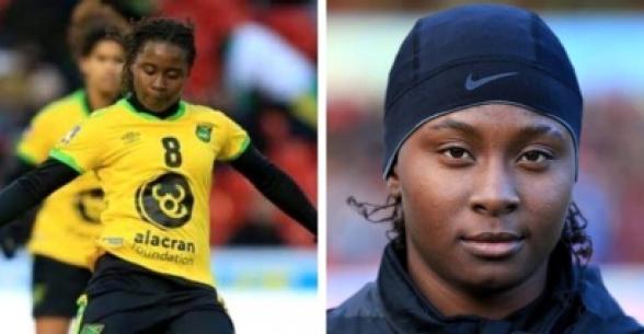 Футболистка сборной Ямайки умерла после разборки на улице (видео)