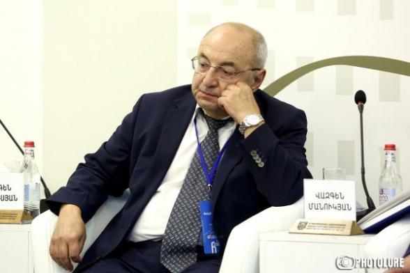 «Խոչընդոտ չկա». Վազգեն Մանուկյան