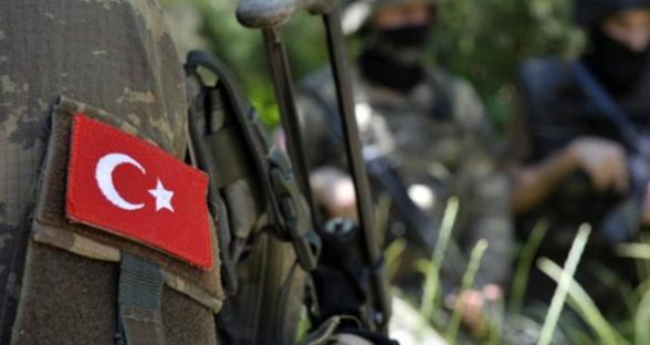 «Խաղաղության ակունք» ռազմագործողության տարածքում թուրքական բանակը ևս մեկ զինվորի կորուստ է տվել