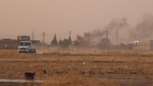 ANF. «Թել Աբյադում թուրքական զինուժի հարձակման հետևանքով սիրիական բանակի զինվոր է մահացել»