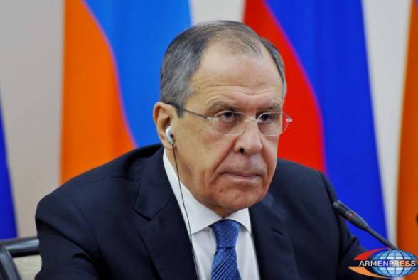 Սերգեյ Լավրովը նոյեմբերի 10-11-ը պաշտոնական այցով կլինի Հայաստանում