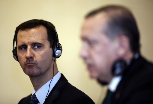 Асад назвал турецкую операцию незаконной и отказался встречаться с Эрдоганом