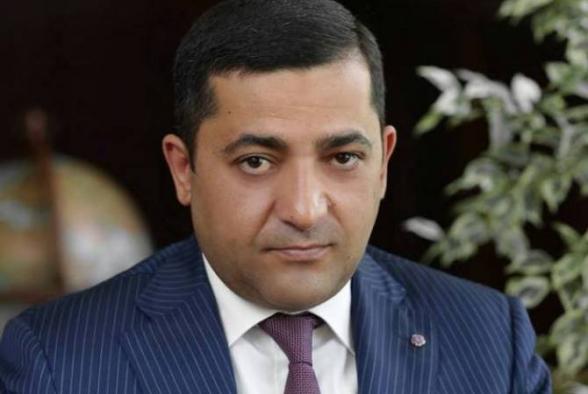 Суд применил залог в отношении экс-главы столичного административного округа Давидашен
