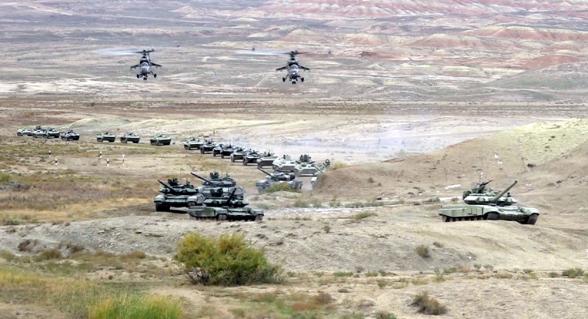 Նոյեմբերի 12-ից Ադրբեջանի բանակում զորավարժություններ են մեկնարկում