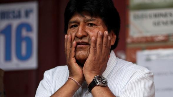 Переворот в Боливии произошел менее чем через неделю после отказа Моралеса от сделки по добыче лития