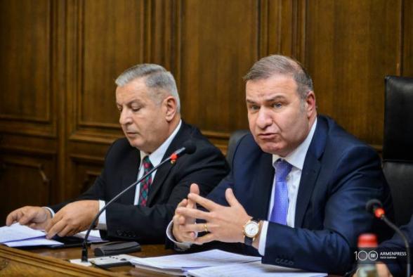 «Процветающая Армения» проголосует против проекта бюджета на 2020 год