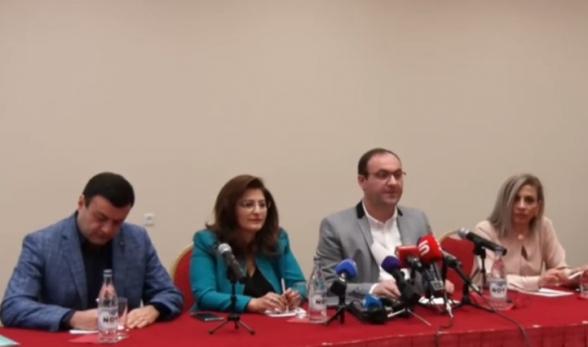 Արսեն Բաբայանի և նրա պաշտպանների մամուլի ասուլիսը (տեսանյութ)