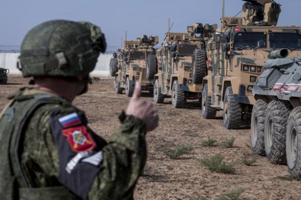 Ռուսաստանը ռազմաբազա է հիմնում Սիրիայում