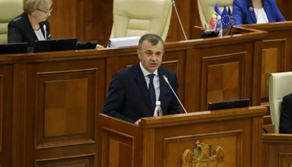 Парламент Молдавии утвердил новое правительство под руководством Иона Кику