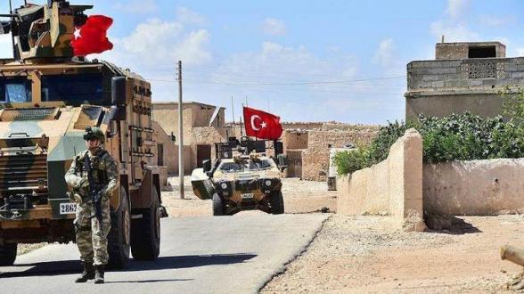 Турция начала строительство военной базы на северо-востоке Сирии – СМИ