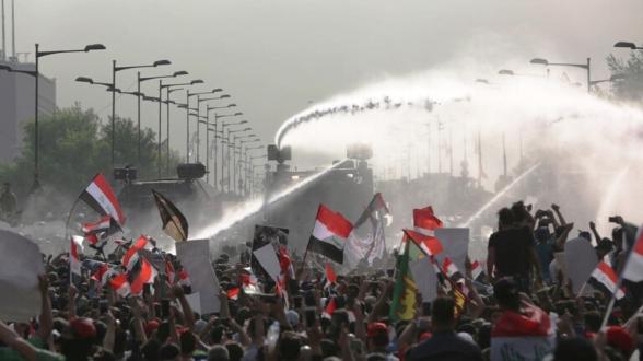 В Багдаде возобновились протесты, погибли двое и пострадали почти 50 человек