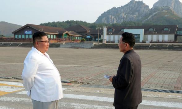 КНДР направила Южной Корее ультиматум с требованием снести постройки в горах Кымган