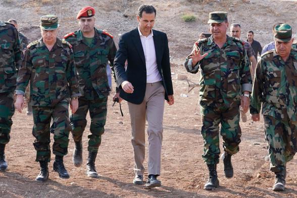 США пытаются помешать нормализации отношений между сирийскими властями и курдами – Асад