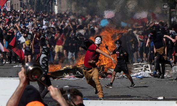 С начала протестов в Чили задержано свыше 26 тыс. человек – СМИ