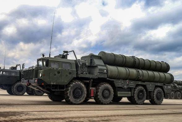 Թուրքիան, չնայած ԱՄՆ պատժամիջոցների սպառնալիքին, կօգտագործի Ս-400 զենիթահրթիռային համակարգերը