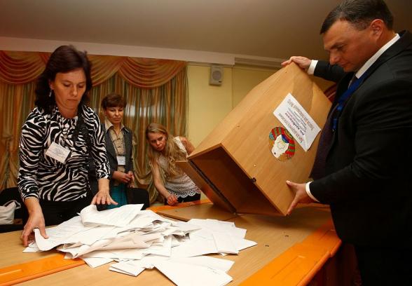 Итоги выборов в Беларуси: оппозиции в парламенте не будет