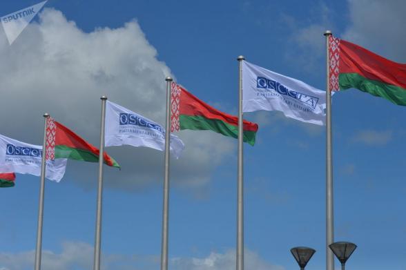 Выборы в парламент Белоруссии не соответствовали стандартам демократии – ОБСЕ