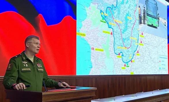 Минобороны России ответило на заявление Турции о невыполнении обещаний по Сирии
