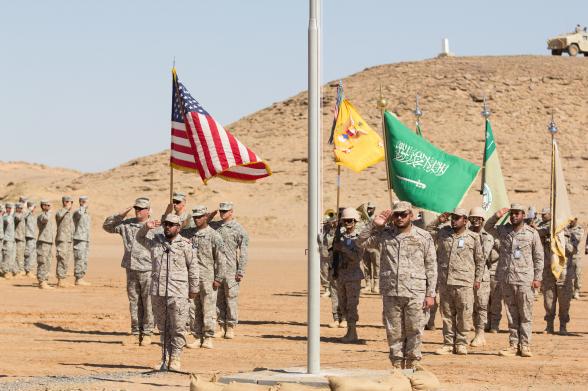 США увеличат военное присутствие в Саудовской Аравии для противодействия Ирану