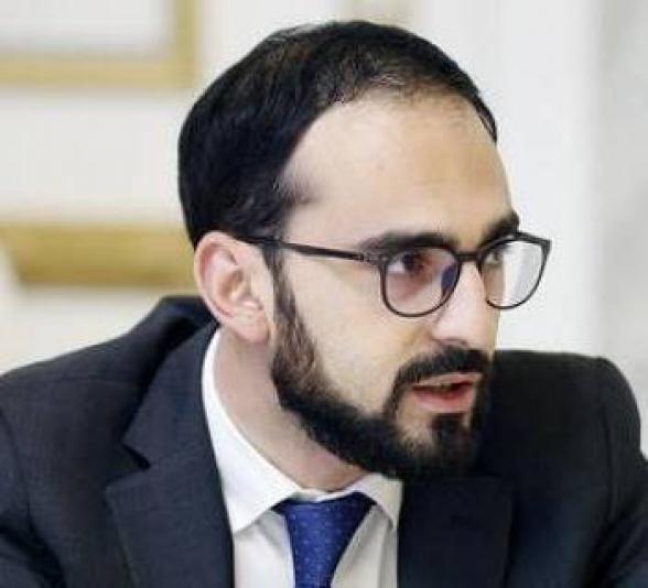Տիգրան Ավինյան.