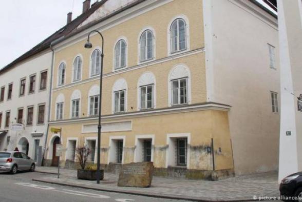 Ավստրիայի իշխանությունները Հիտլերի տունը կվերածեն ոստիկանության բաժնի