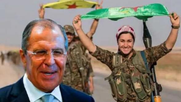Отвод курдов на севере Сирии «практически завершен» – Лавров