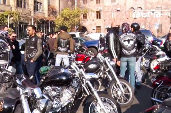 Մի խումբ մոտոցիկլիստներ մոտոերթ իրականացրին «Տղա´ եղեք» կարգախոսով (տեսանյութ)