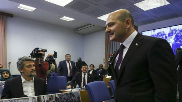 Միջադեպ Թուրքիայի խորհրդարանում.Կարո Փայլանը Սոյլուին նմանեցրել է Հիմմլերի հետ