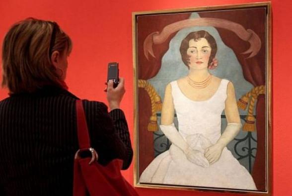 Ֆրիդա Կալոյի կտավը Christie՚s աճուրդում վաճառվել է 5,8 մլն դոլարով