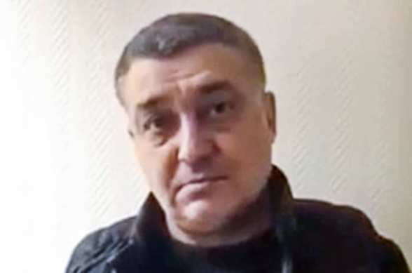 В России обнаружен и задержан Левон Саркисян