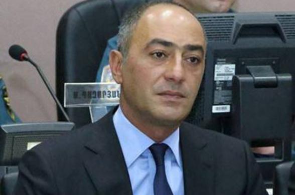 Племянник Гагика Хачатряна останется под арестом