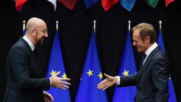 Дональд Туск передал полномочия главы Евросовета своему преемнику