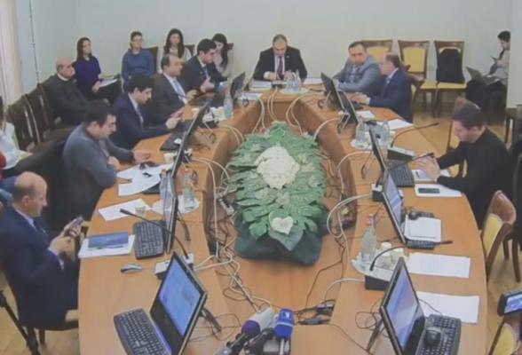Государственно-правовая комиссия НС созвала заседание (видео)
