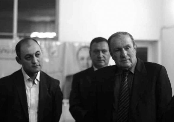 Авет Погосян назначен главой административного округа Кентрон