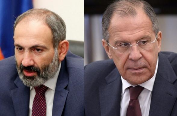 «Ռազմատեխնիկական համագործակցությունը ՌԴ-ի և Ադրբեջանի միջև ռազմավարական գործընկերության կարևորագույն ոլորտներից մեկն է». Լավրովը Բաքվում պատասխանել է Փաշինյանին