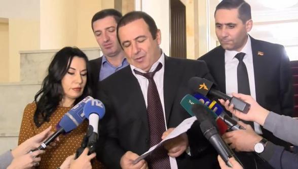 Гагик Царукян: «Айк Марутян пусть представит на миг, что мэрия ...