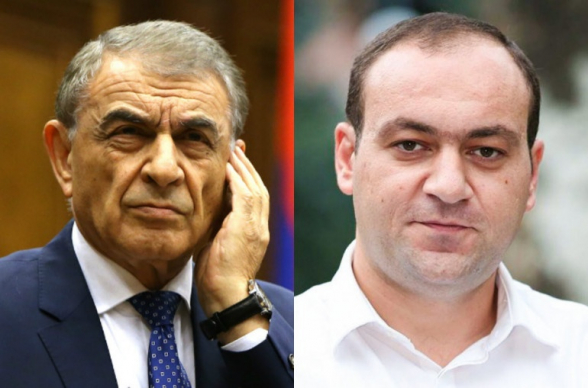Часть предъявленного Ара Баблояну и Арсену Бабаяну обвинения будет снята – «Грапарак»