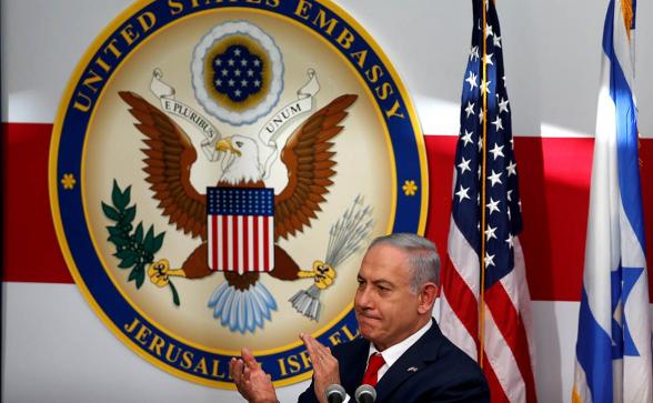 Нетаньяху поблагодарил США за политику давления на Иран
