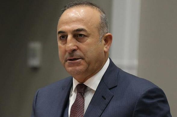 Թուրքիայի ԱԳ նախարարը ԵԱՀԿ նախարարների խորհրդի նիստում անդրադարձել է ԼՂ հակամարտությանը