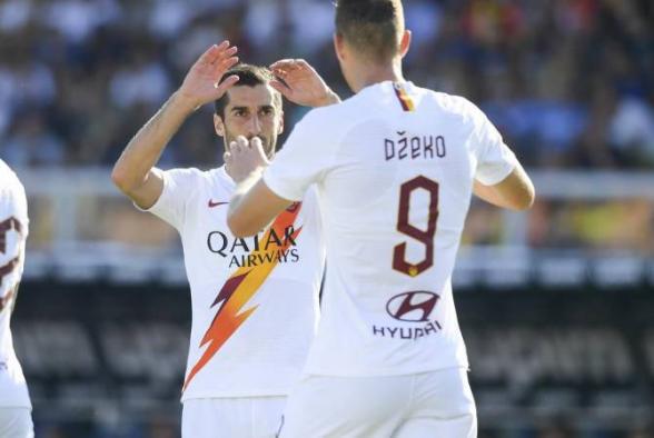 «Интер» и «Рома» разошлись миром в Серии А