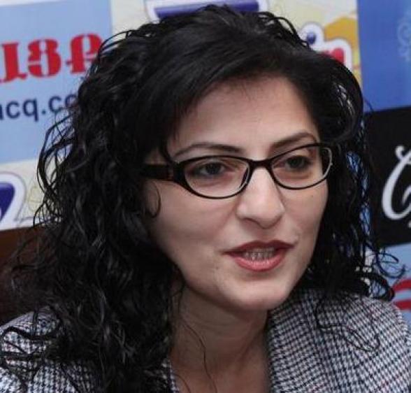 Лусине Саакян